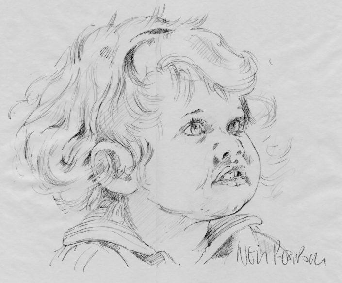 Grace Sketch