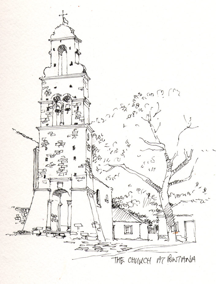 The Church at Fontana