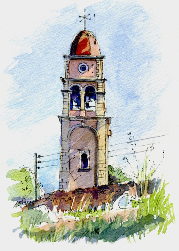 Ypapanti Church Tower